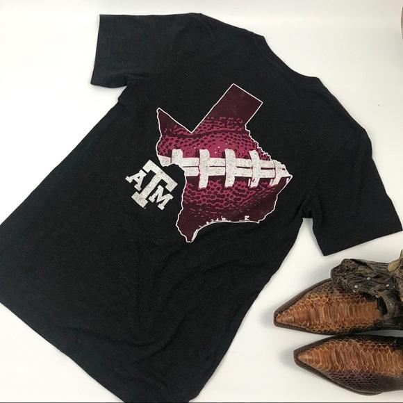 0fe3f96c2 Tops   Texas Am Football Shirt Size Small   Poshmark
